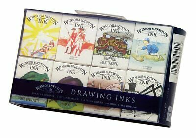 Winsor and Newton Drawing Ink William Collection Set (Set)