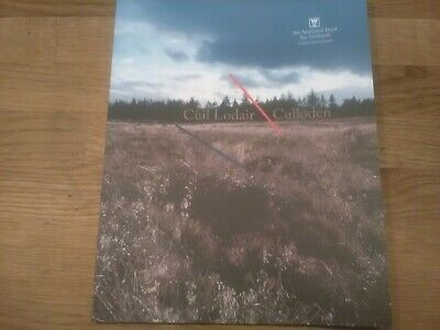 THE NATIONAL TRUST FOR SCOTLAND GUIDE TO CULLODEN Excellent Condition