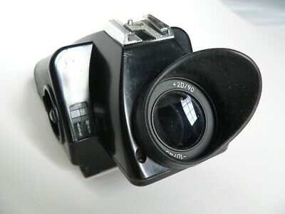 Hasselblad PME 5,   metered view finder