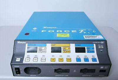 Valleylab Force FX-C with Both Foot Pedals - w/ Warranty