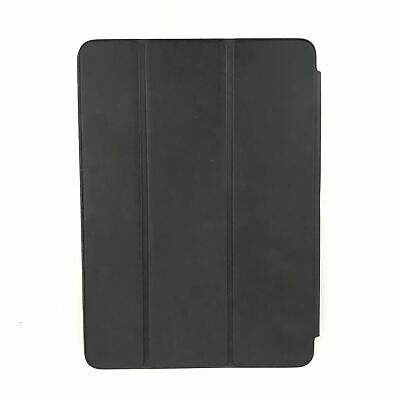 Original Apple OEM iPad Air 1st Gen Leather Smart Case - Black