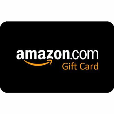 £50 AMAZON UK GIFT Card Voucher Code will be sent to your inbox
