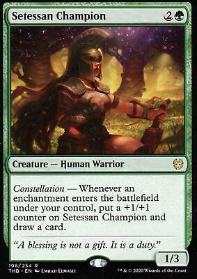 Setessan Champion | NM/M | Theros Beyond Death | Magic MTG