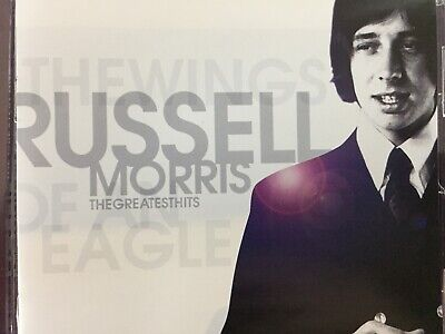 RUSSELL MORRIS - The Greatest Hits / Best Of CD 2008 EMI Excellent Cond!