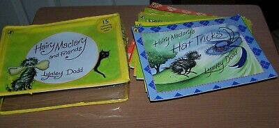 Hairy Maclary and Friends 15 Book Set by Lynley Dodd