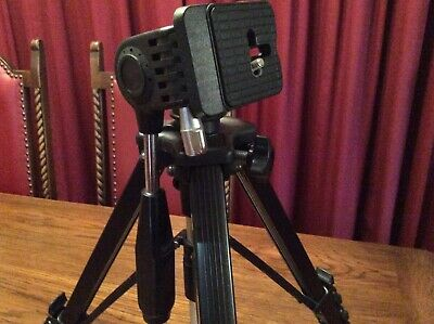 Tripod for camera with carry case
