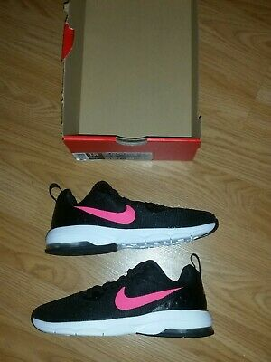Girls Nike Air Max Motion Trainers Size 2