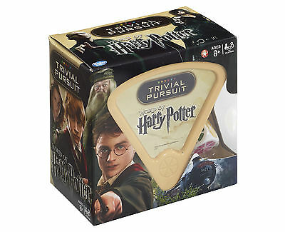 BNIB Winning Moves Harry Potter Trivial Pursuit Game