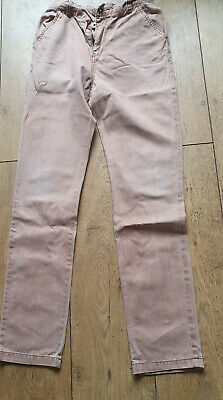 F&F Boys Trousers Age 13- 14 Years With Adjustable Waist