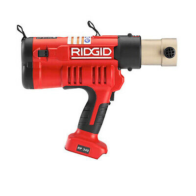 RIDGID RP 340 (44483) Standard Press Tool Only (No Battery or Jaws)