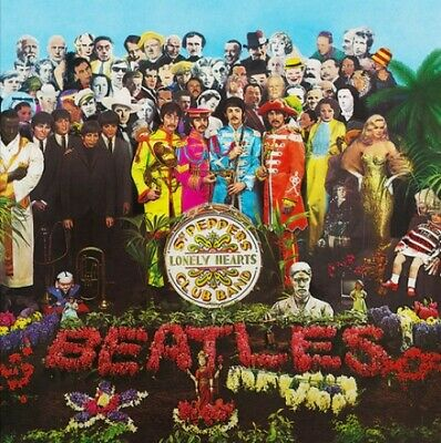 The Beatles - Sgt. Pepper's Lonely Hearts Club Band 12 Inch Vinyl Album
