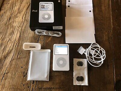 Apple iPod Classic • 5th Generation • 60GB  • Excellent!