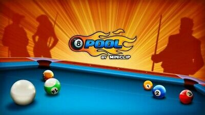 8 BALL POOL COINS 100 million plus bonus INSTANT DELIVERY