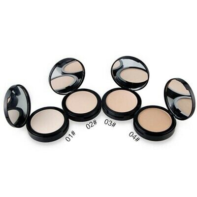 NICEFACE Professional Pressed Mineral Powder Cosmetics Long Lasting Brighte G7D3