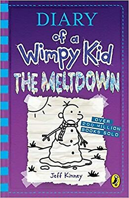 Diary of a Wimpy Kid: The Meltdown (Book 13) (Diary of a W... Paperback Book NEW