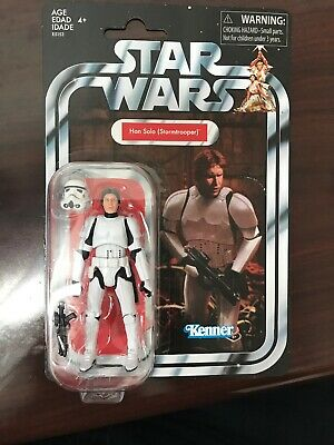 Star Wars The Vintage Collection Han Solo (Stormtrooper) 3 3/4-Inch Action Figur