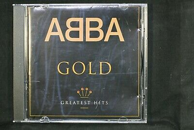 ABBA ‎– Gold (Greatest Hits)   - CD (C1001)