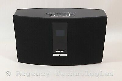 Bose Soundtouch 20 Wireless Bluetooth Speaker | 738063-1100 | Black | Series 3