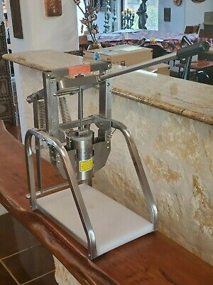 Commercial Industrial Stainless Steel Pineapple Peeler Corer  The Marco Company