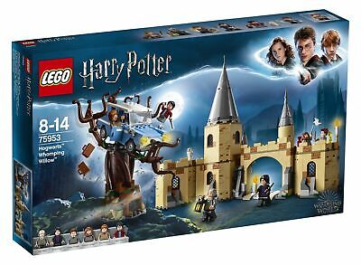LEGO Harry Potter Hogwarts Whomping Willow 75953 New Sealed