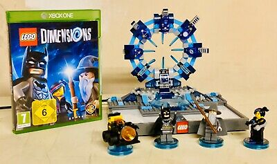 LEGO Dimensions: Starter Pack (Microsoft Xbox One, 2015)