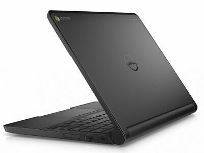 "Dell Touch Screen Chromebook Laptop 11.6"" Intel 2.16Ghz 16GB 4GB CAM Wifi HDMI"