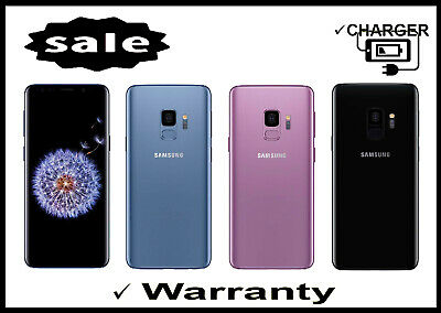FULLY UNLOCKED Samsung Galaxy S9 / S9+ 64GB CDMA GSM Verizon ATT T-Mobile Sprint