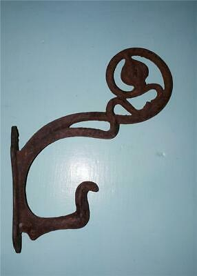 Genuine ART NOUVEAU *Clothes Coat Hook*     #1