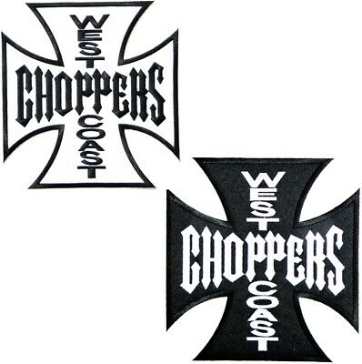 Orange County Choppers Motorcycles iron on Embroidered Patch applique #1419