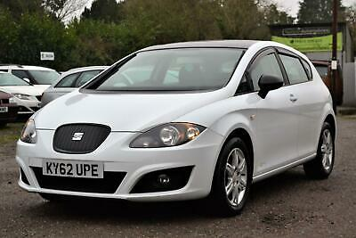 2012 Seat Leon Copa Cr Ecomotive S 1.6 Tdi 0£ Road Tax Full Service New Mot