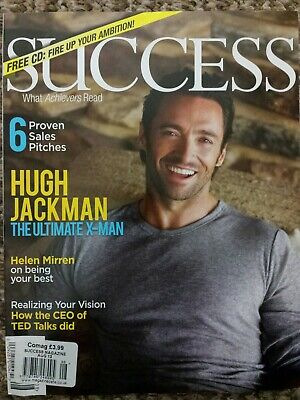 Success Magazine Pack Of 4 (Number 2)