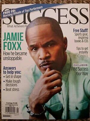 Success Magazine Pack Of 4 (Number 4)