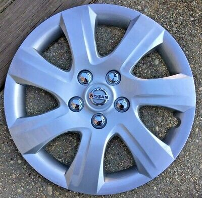 1X  16 inch hubcap fits YOUR Nissan SENTRA 2007 2008 2009 2010 2011 2012 2013