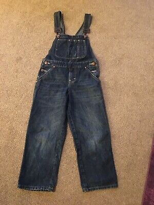 Boys Uskees Dungarees Age 6 VGC