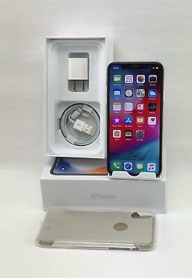 Apple iPhone X A1901 256GB Silver! Clean for activation on GSM networks!