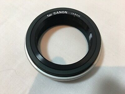 """Adaptor Ring for Canon Camera Body to Meade 2"""" Telescope, New Old Stock"""