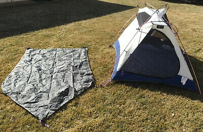 Tyvek tent footprint w//4 UL Grommet Tabs for Mountain Hardwear Optic 2.5 Tent
