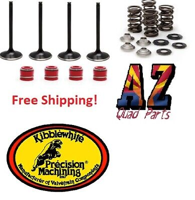 Kibblewhite Intake and Exhaust Valve Guides Yamaha Raptor 700 700R 2006-2014