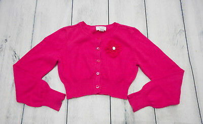 The Children's Place Lot Of Girls Size 7/8 Cropped Sweaters In Euc