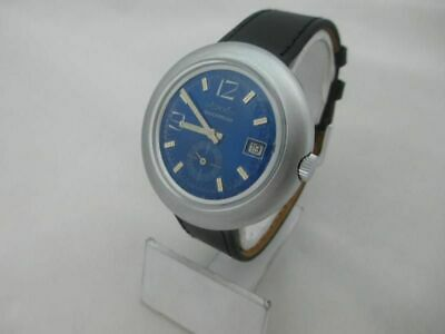 Nos New Men's Pirofa Watch With Date Antimagnetic 1960'S