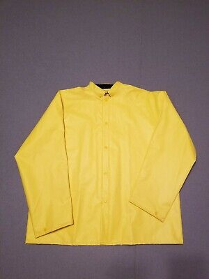 H&L International Yellow Raincoat Size Large Unisex