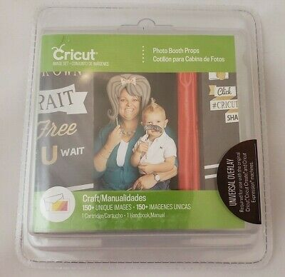 Cricut Cartridge PHOTO BOOTH PROPS wedding birthday ***Overlay NOT included***