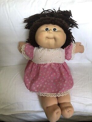 vintage cabbage patch doll From 1985