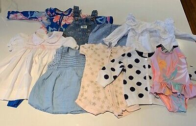 Baby Girl Size 0 (6-12months) Bundle