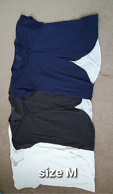 Maternity tops, short sleeve, various colours, size M,used