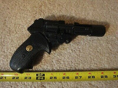 Babylon 5 Assassin PPG prop replica blaster pistol. Heavy duty resin model.