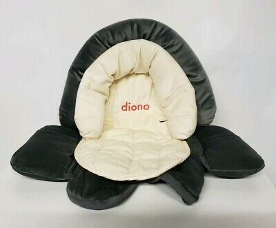 Diono Babies Car Seat Stroller Cuddle Soft Head And Body Support Liner - New