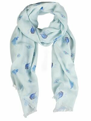 Wrendale Designs Scarf - Practically Perfect in Frosty Mint colour