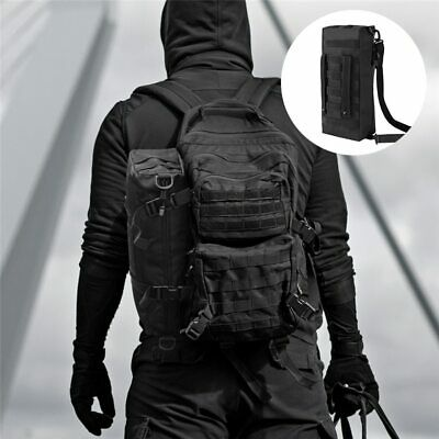 Multi-Purpose Tactical Molle Pouch Large Capacity Backpack Increment Bag Fold