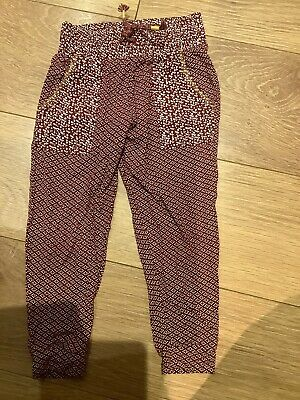 Girls Trousers Age 4 Next